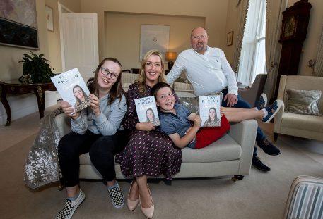 Vicky Phelan & Family